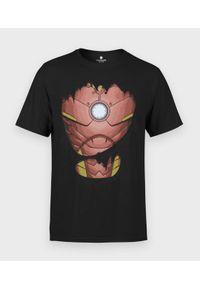 MegaKoszulki - Koszulka męska Iron chest. Materiał: bawełna