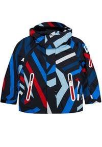 Reima Kurtka narciarska Regor 521615B Kolorowy Regular Fit. Wzór: kolorowy. Sport: narciarstwo