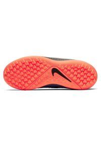 Buty piłkarskie dla dzieci Nike Phantom Vision Academy Dynamic Fit TF AO3292. Zapięcie: sznurówki. Materiał: guma, materiał, syntetyk. Szerokość cholewki: normalna. Sport: piłka nożna