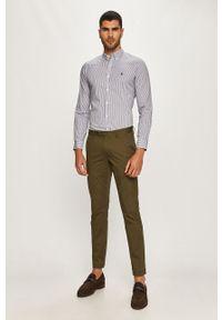 Wielokolorowa koszula Polo Ralph Lauren na co dzień, długa