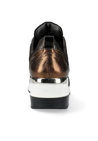 Czarne buty sportowe Arturo Vicci