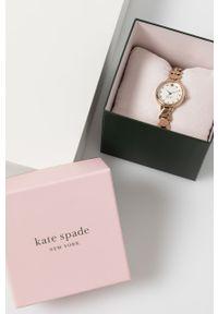 Kate Spade - Zegarek. Kolor: złoty