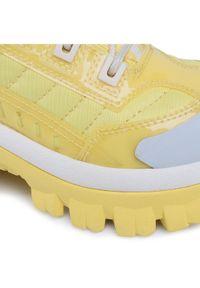 CATerpillar Sneakersy Intruder P110044 Żółty. Kolor: żółty