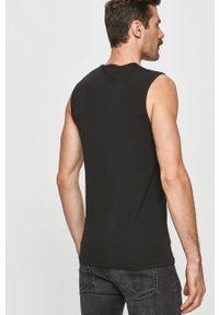Czarny t-shirt Calvin Klein Underwear na co dzień, casualowy