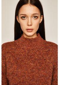 Brązowy sweter medicine melanż #6