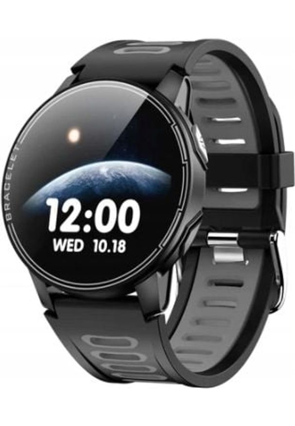 Smartwatch Senbono S20 Czarny (27681). Rodzaj zegarka: smartwatch. Kolor: czarny