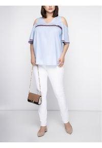 Niebieska bluzka Persona by Marina Rinaldi