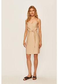 Sukienka Vila na co dzień, casualowa, na ramiączkach #5