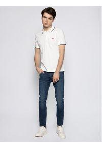 Biała koszulka polo Levi's® polo