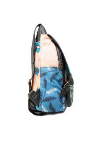 Desigual - Plecak DESIGUAL - 21SAKA28 5072. Materiał: skóra, materiał. Styl: klasyczny, sportowy, elegancki, casual