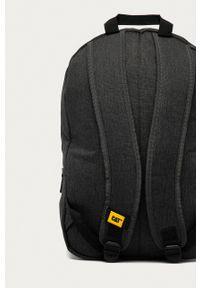 CATerpillar - Caterpillar - Plecak. Kolor: szary. Wzór: nadruk #5