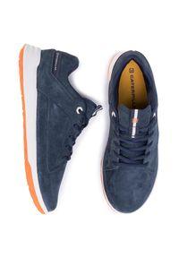 CATerpillar Sneakersy Quest P724165 Granatowy. Kolor: niebieski #7