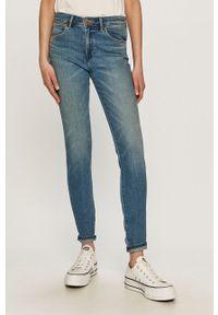 Niebieskie jeansy Wrangler vintage