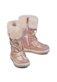 Primigi Śniegowce GORE-TEX 6381411 M Różowy. Kolor: różowy