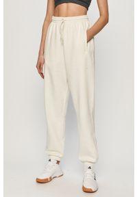 Białe spodnie dresowe adidas Originals