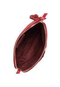 Czerwona torebka Coccinelle