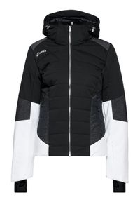 Phenix Kurtka narciarska Dianthus ESA82OT65 Czarny Regular Fit. Kolor: czarny #5