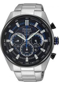 Zegarek Pulsar Zegarek Pulsar Solar męski chronograf PX5019X1 uniwersalny