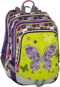 Fioletowy plecak Bagmaster