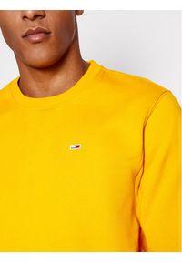 Tommy Jeans Bluza DM0DM09591 Pomarańczowy Regular Fit. Kolor: pomarańczowy