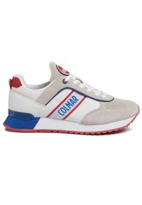 Colmar Sneakersy Travis Runner 030 Biały. Kolor: biały #3