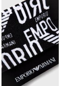 Emporio Armani Underwear - Skarpetki (2-pack). Kolor: czarny
