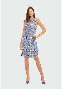 Sukienka Greenpoint z nadrukiem