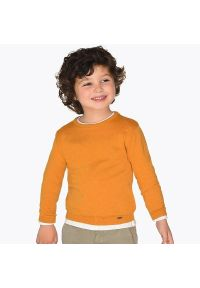 Żółty sweter Mayoral