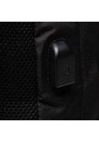 CATerpillar - Plecak CATERPILLAR - Universo 83730-01 Black. Kolor: czarny. Materiał: materiał #3