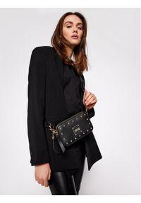 Versace Jeans Couture Torebka E1VWABE2 Czarny. Kolor: czarny