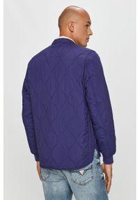 Niebieska kurtka Pepe Jeans bez kaptura