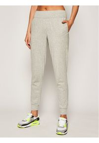 Calvin Klein Underwear Spodnie dresowe 000QS6121E Szary Regular Fit. Kolor: szary. Materiał: dresówka