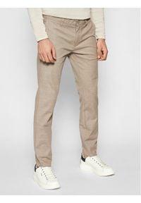 Only & Sons Spodnie materiałowe Mark 22019638 Szary Tapered Fit. Kolor: szary. Materiał: materiał