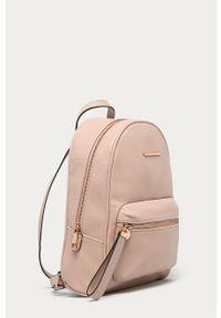 Różowy plecak Aldo gładki
