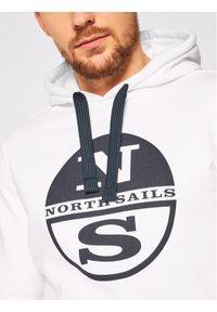 Biała bluza North Sails