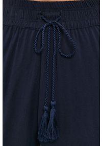 Haily's - Szorty. Okazja: na co dzień. Kolor: niebieski. Materiał: tkanina. Wzór: gładki. Styl: casual