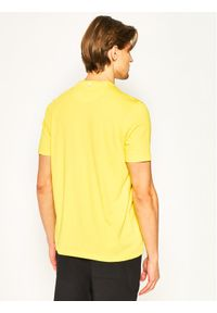 Bugatti T-Shirt 8350 55062 Żółty Regular Fit. Kolor: żółty #3