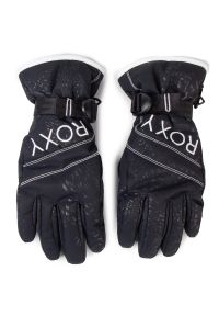 Czarna rękawiczka sportowa Roxy narciarska