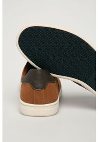 Sneakersy Aldo z okrągłym noskiem, na sznurówki, z cholewką