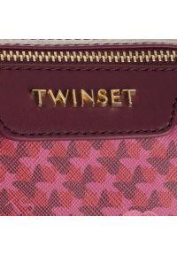 Różowa listonoszka TwinSet