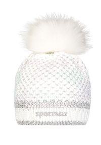Różowa czapka Sportalm