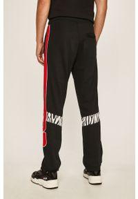 Czarne spodnie dresowe Fila #4