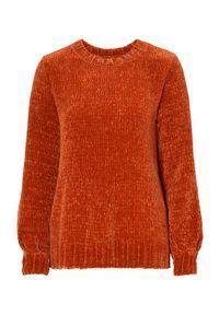 Sweter Cellbes elegancki, w kolorowe wzory