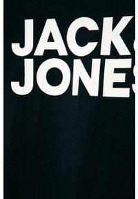 Jack & Jones - T-shirt dziecięcy 128 - 176 cm. Okazja: na co dzień. Kolor: niebieski. Materiał: materiał. Wzór: nadruk. Styl: casual #3