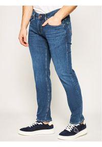 JOOP! Jeans - Joop! Jeans Jeansy Slim Fit 15 JJD-03Stephen 30020527 Granatowy Slim Fit. Kolor: niebieski. Materiał: elastan, bawełna