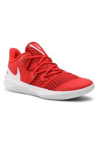 Czerwone buty treningowe Nike Nike Zoom