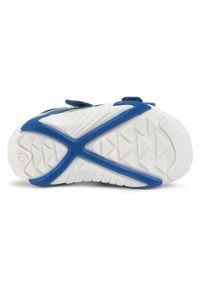 Niebieskie sandały Bartek klasyczne, na lato