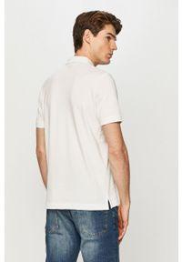 Biała koszulka polo s.Oliver casualowa, na co dzień
