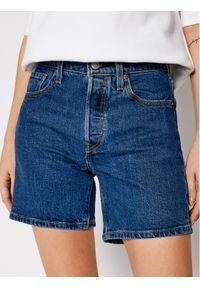 Niebieskie szorty jeansowe Levi's®