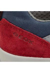 Geox Sneakersy J Kilwi B. E J02A7E 0CL22 C4244 S Granatowy. Kolor: niebieski